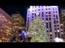 Holidays in New York City, Rockefeller Center Christmas Tree, O Holy Night