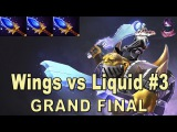 Amazing Wings vs Team Liquid ESL One Manila GRAND FINAL Game 3 Dota 2 Highlights