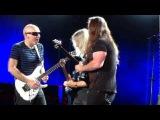 Joe Satriani John Petrucci Steve Morse - Really Got Me (The Kinks) + White Room (Cream) - G3