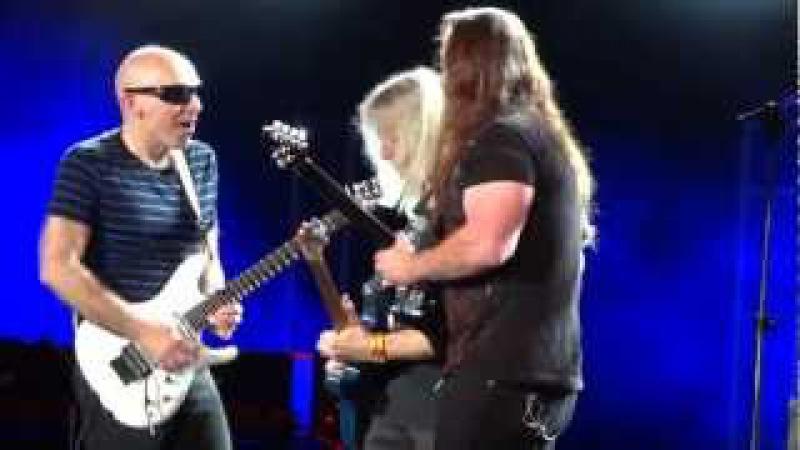 Joe Satriani / John Petrucci / Steve Morse - Really Got Me (The Kinks) White Room (Cream) - G3
