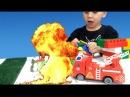🚚  Видео для детей про машинки 🚔 Щенячий патруль. 🚗.развивающие мультики про м...