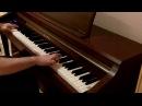 Aquatic Ambiance Donkey Kong Country on piano