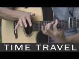 Time Travel - Masaaki Kishibe (fingerstyle guitar cover by Albert Gyorfi) +TABS