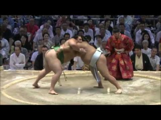 Sumo -Nagoya Basho 2016 Day 5, July 14th -大相撲名古屋場所 2016年 5日