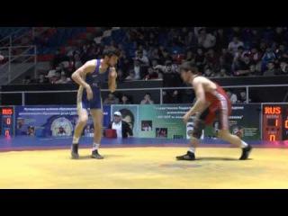 СКФО-2016_финал 57 кг_Угуев-Оздарбиев