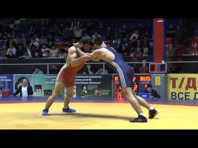 СКФО-2016 финал 61 кг Алиев-Мажитов