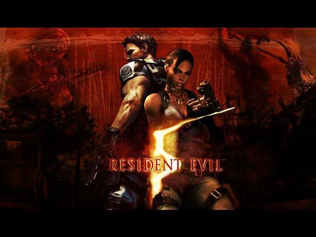 Resident Evil 5 обзор от РокДжокера