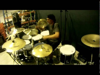 The Caudal Lure - Karnivool drum cover