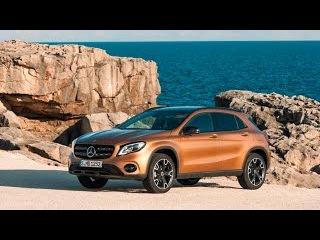 2018 New Mercedes GLA 220 d 4Matic || Design, Interior and Drive