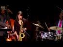 Melissa Aldana - Presentación en Thelonius Monk Institute Jazz Saxophone Competition