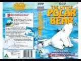 The Little Polar Bear - The Ice Floe VHS (1994)