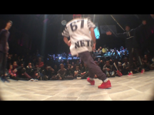 Top9Crew vs Omed Lil Denios | LCB 2016