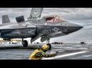 F 35B Lightning II Undergo Final Testing On Amphibious Assault Ship