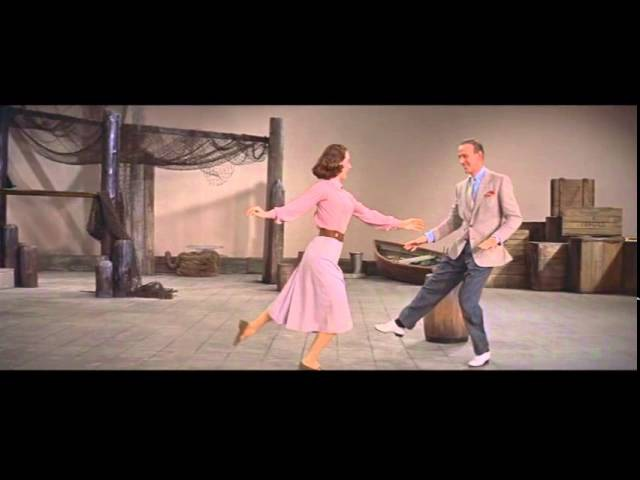 Cyd Charisse w/ Fred Astaire (1957) Silk Stockings [All of You]