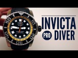 Invicta Pro Diver Master of the Oceans Men's Watch Review Model 14659