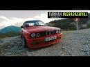 BMW E30 4.4 / Mountain Ride / Georgia, Shiomgvime / Tbilisi / 4k / Miridian Prod .