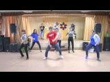 Хареографический коллектив народного танца Смоляне флеш