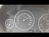 BMW 320Xi 120-230 kmh acceleration