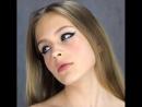 Новая международная модель Podium Studio Наташа для Make up Kalininigrad