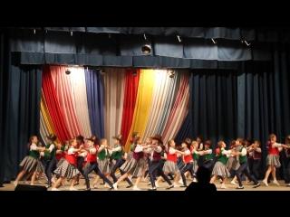 Горняк Ковбои - 2-е место в номинации Кантри