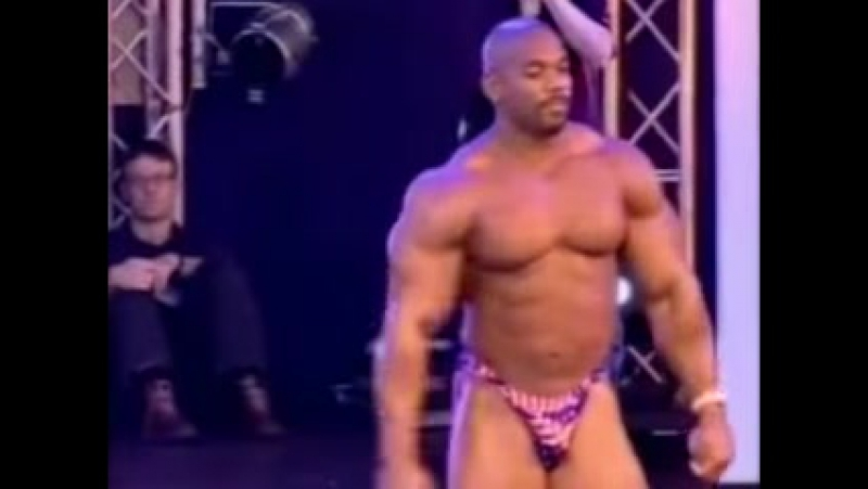 Flex Wheeler Fibo 2002 YouTube