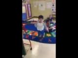 Реакция сына когда его забирают из школы