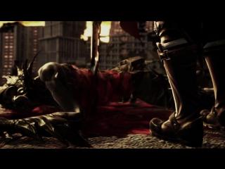 Code Vein - Жажда крови (Announcement trailer)