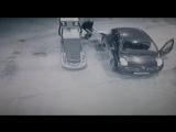 Молодая пара едва не спалила собственное авто на автозаправке во Владивостоке (VHS Video)