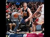 НБА. Чикаго-Юта. 18.03.2017