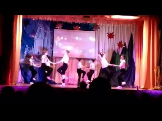 Танец разбойниц в сказке