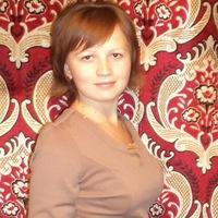 Анкета Марина Ковалева