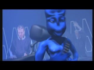 клип Eiffel 65 - Im Blue (da ba dee) HD музыка 90-х \ 90-е Премия «Грэмми» за лучшую танцевальную запись