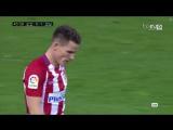 Атлетико 4-2 Малага - Обзор матча - 29.10.2016
