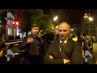 Горожанам пришлось часами ждать освобождения своих авто из-за атаки грабителя на московский банк