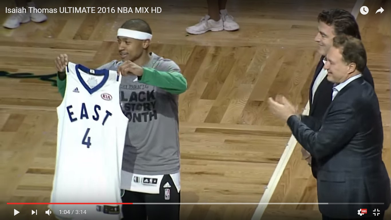 Isaiah Thomas ULTIMATE 2016 NBA MIX
