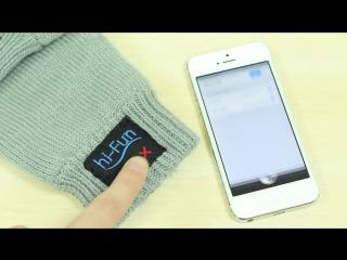 Bluetooth-перчатки Hi-Call Glove Handset