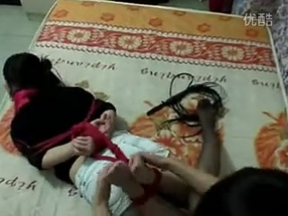 China Tickling - Huimei Hogtied_标清