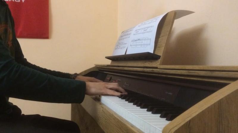 Piano cover1