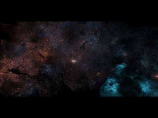 Into Deep Space: Houdini project