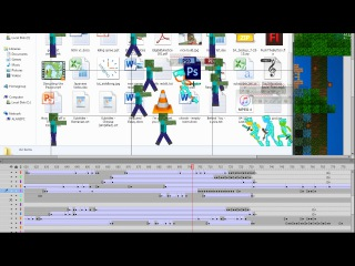 ALAN BECKER - How to do Massive Scale Animations