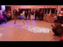 Евгений Смирнов зажигает Хорошему танцору Танцевать можно и на одной ноге