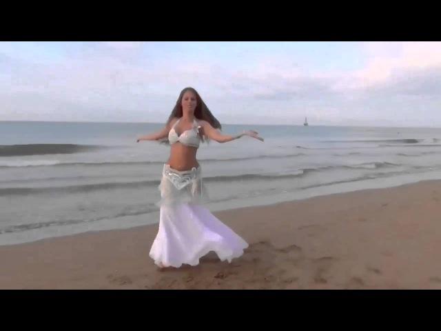 очень красивый танец живота