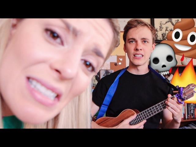 2016 SUCKS Song (ft. Grace Helbig)