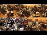 Mike Portnoy Drum Cam - Metal Allegiance - Let Darkness Fall