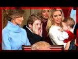 Uncle Barron Trump Plays PEEKABOO & HIDE and SEEK with Ivanka Trump's son Theodore [FULL VERSION] ✔