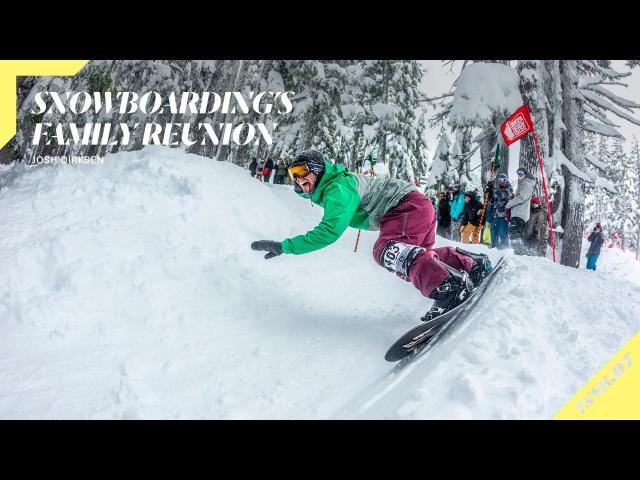 The Dirksen Derby: How Josh Dirksen Created Snowboarding's Family Reunion   Insight