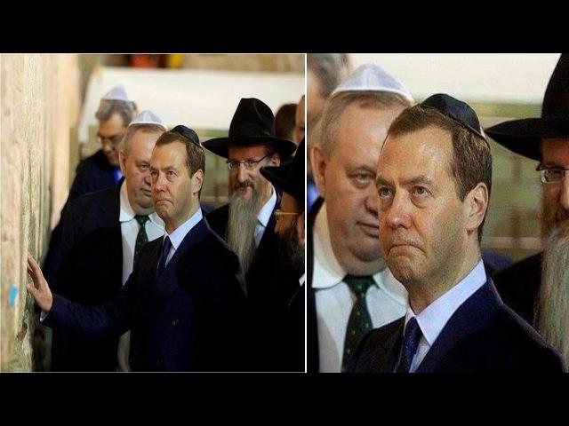 Хуцпа Медведева и Ко.