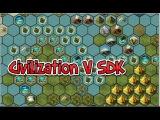 Создание карт в Civilization V SDK.