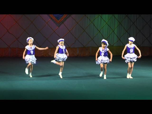 07 12 2014 танец Морячка