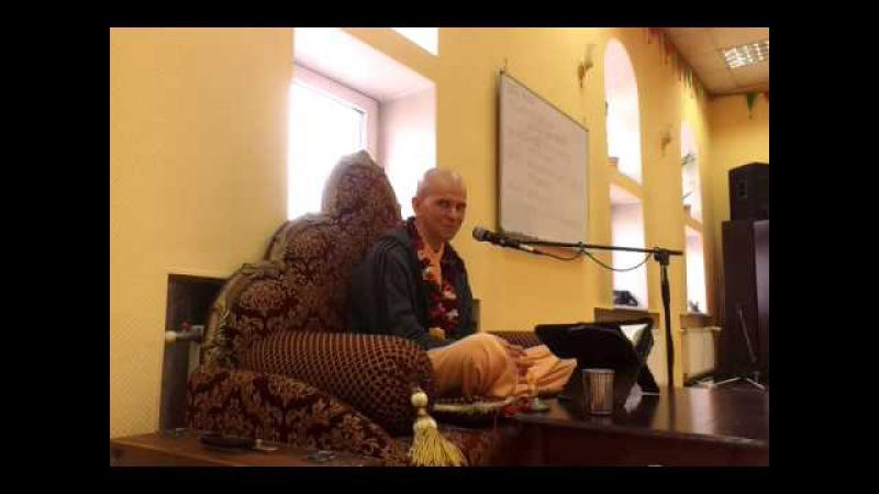 Шри Джишну прабху ШБ 4.3.12 Зависть Дакши